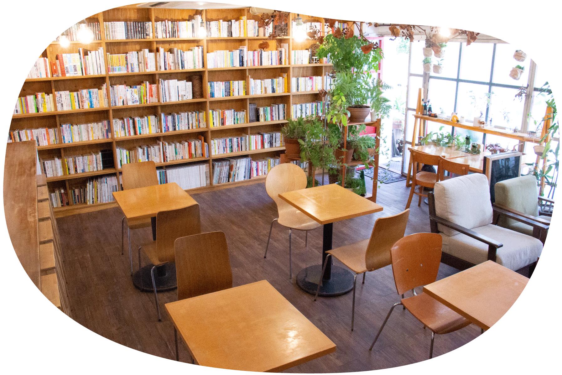 magariカフェスタジオ