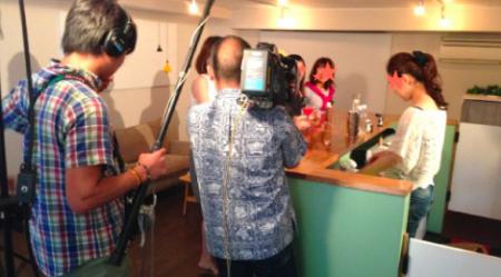NHK「美の壺」の撮影