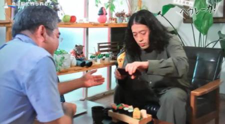 2019/10/23放送<br>NHK「又吉直樹のヘウレーカ」の撮影