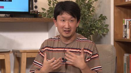 2020/6/29放送<br>BS朝日「バトンタッチ」の撮影