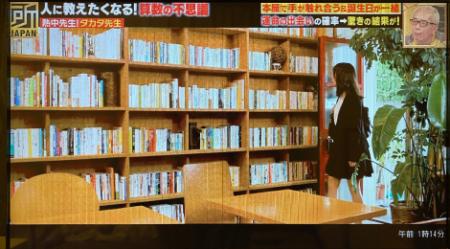 2020/10/19放送<br>フジテレビ「所ジャパン」の撮影